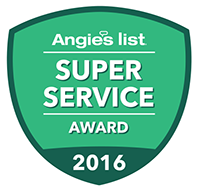 Angie's List Super Service Award Winner for DALLAS/FT. WORTH Home & Garage Organization